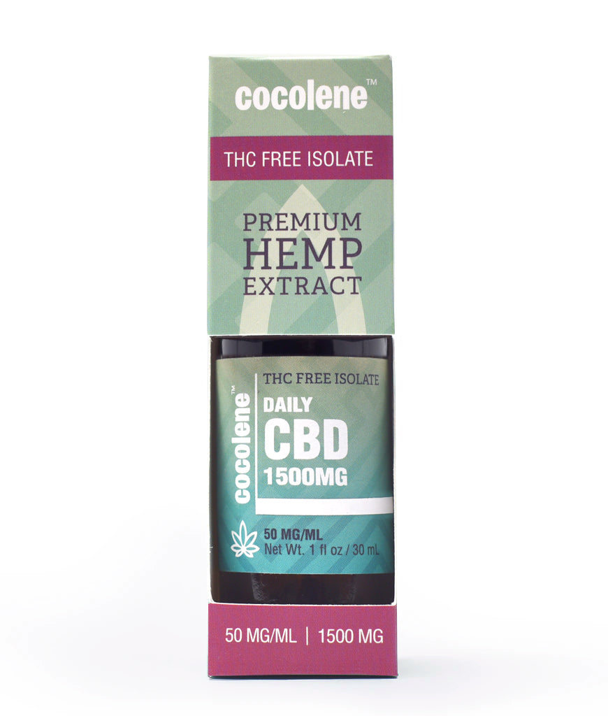 THC Free CBD Oil 1500MG