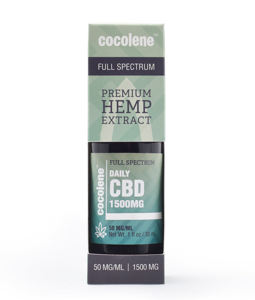 CBD Oil Full Spectrum 1500MG