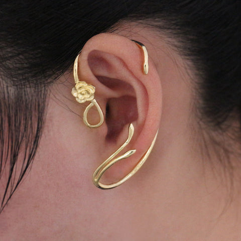 Beauty and The Beast Emma Watson Ear Cuff