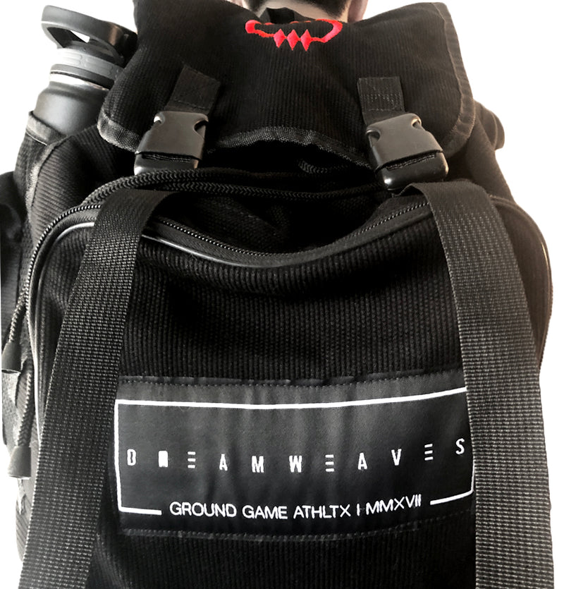 DRMWVS PEARLWEAVE BACKPACK