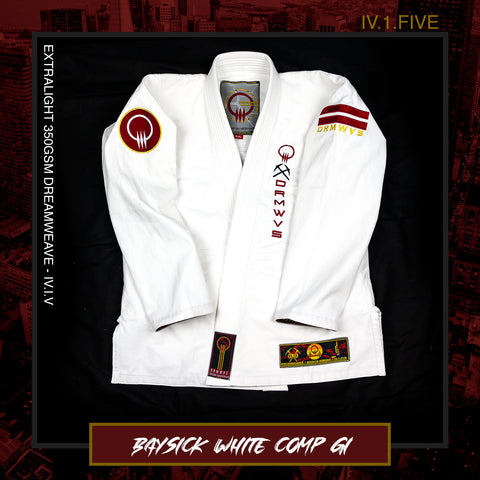BAYSICK WHITE COMP GI