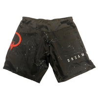 DARK ROSE GRAPPLING SHORTS