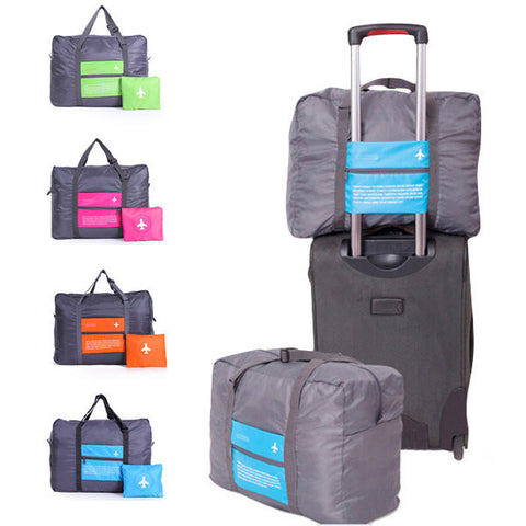 Nylon Folding Large Capacity Travel Bag Storage Bag