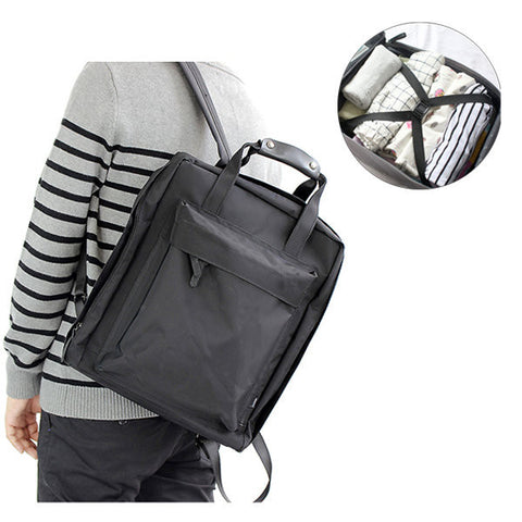 Travel Waterproof Nylon Storage Backpack Outdoor Women Men Unisex Handbag