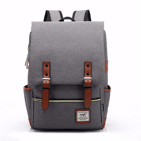 For 11''13''15'' MacBook Pro Laptop Classic Oxford Backpack Travel School Shoulder Bags