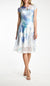 Cap Sleeve Short Dress (Komarov Exclusive)