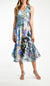 V-Neck Sleeveless Dress (Komarov Exclusive)