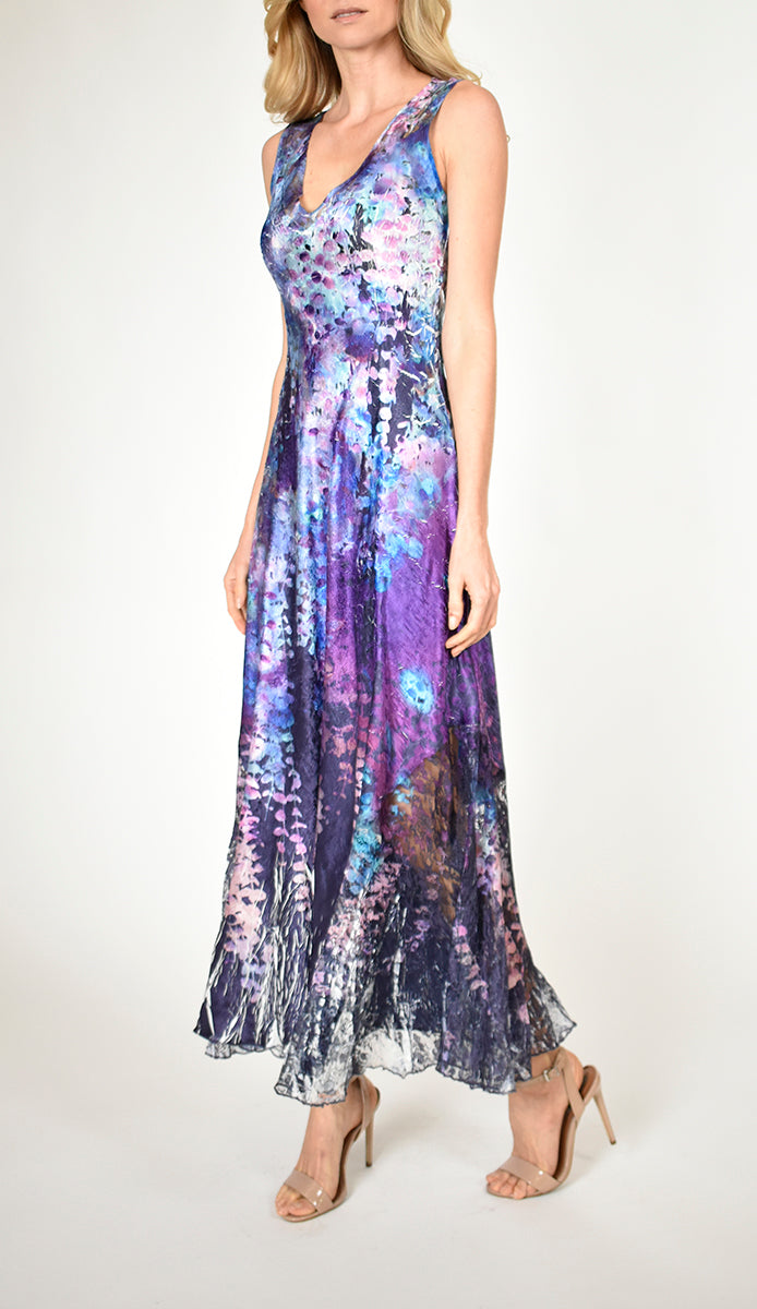 Brilliant Vine Maxi Dress