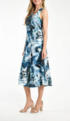 Long Pocket Dress (Komarov Exclusive)