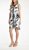 V-Neck Pocket Dress (Komarov Exclusive)