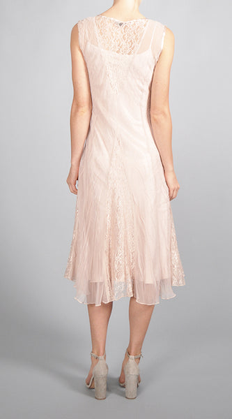 Center Lace Dress