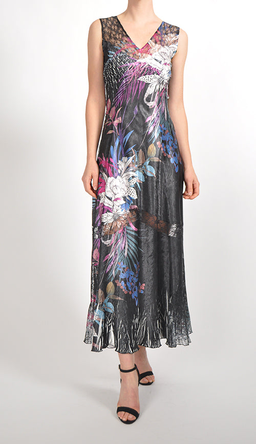 3cbe3521f7b Sleeveless Long Dress – Komarov Clothing Official Site - Komarov ...