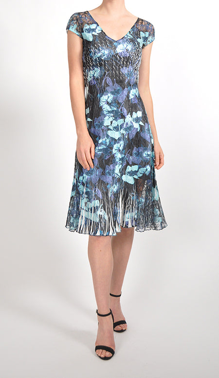 Sleeveless Assymetric Dress