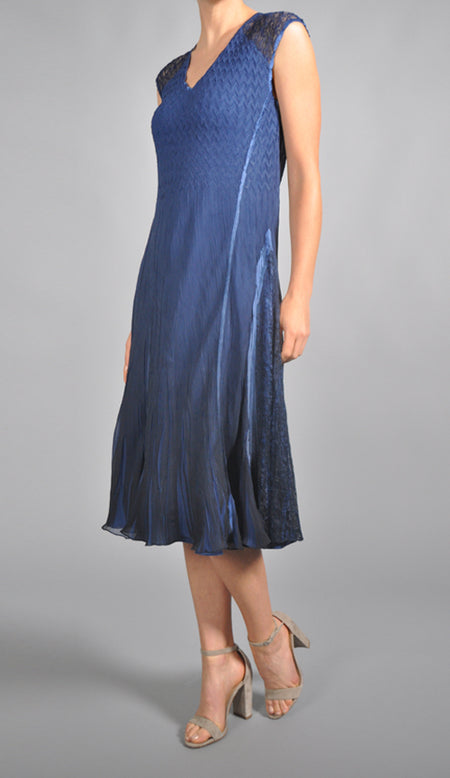 Sleeveless Merrow Dress