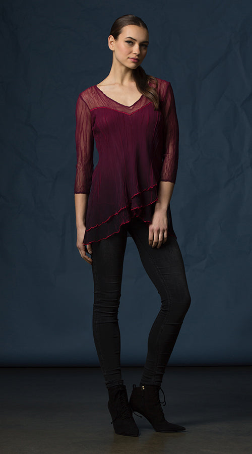 Asymmetric Merrow Top