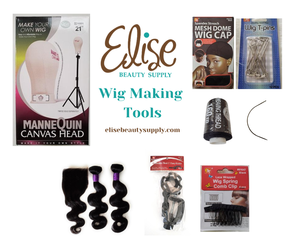 Wig Making Tools