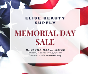 Save 20% on Essential Beauty Supplies