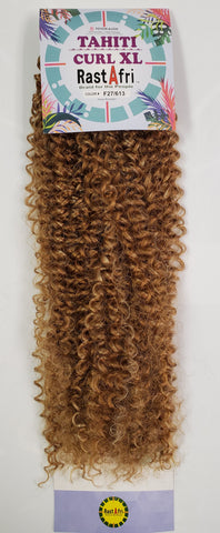 Rastafri Tahiti Curl XL Crochet Braid