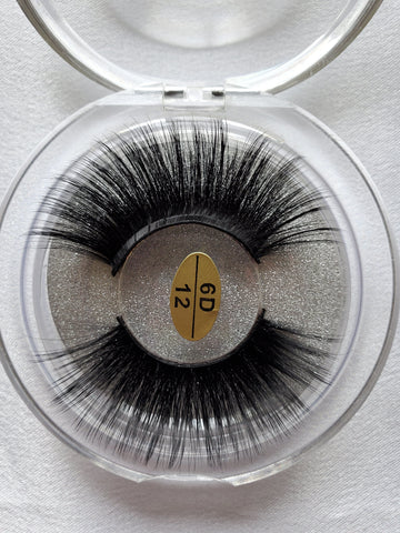 Hypnotica 6D Mink Eyelashes - Elise Beauty Supply