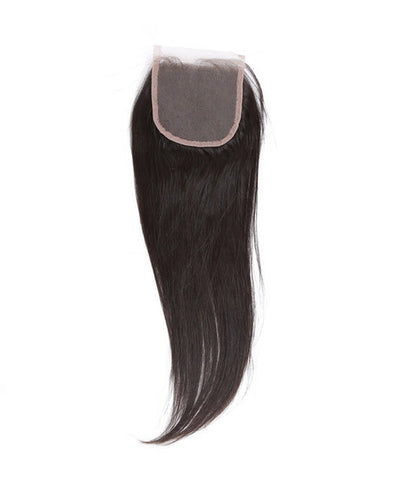Lace Closure Straight 4x4 Free Part - Elise Beauty Supply