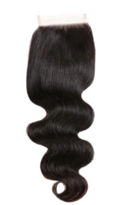 Human hair Lace Front Closure Body wave - Elise Beauty Supply