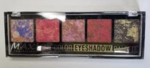 Maxi Professional Eyeshadow Palette - Elise Beauty Supply