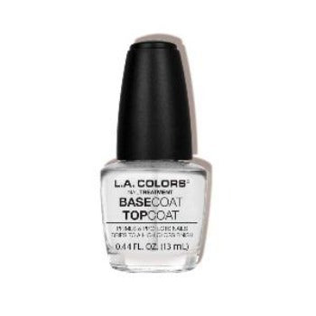 Nails-L.A. Colors Base Coat Top Coat