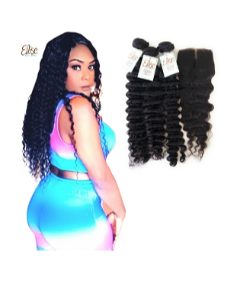 Elise Beauty Supply Human hair weave bundles