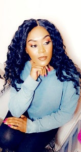 Zury Sis Natural Dream Multi Deep Wave 22""