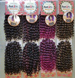 RastAfri Bahama Curl Crochet Braids - Elise Beauty Supply