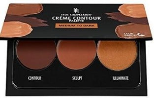 Black Radiance True Complexion Creme Contour Palette - Elise Beauty Supply