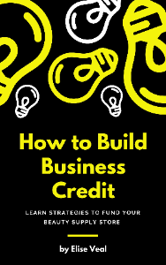 How to business credit Personal credit beauty supply