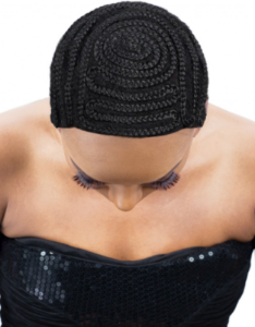 Freetress Braided Cap Full Bang Pattern - Elise Beauty Supply