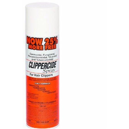 Clippercide Disinfectant Spray for Hair Clippers Elise Beauty Supply