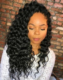 RastAfri Sea Deep Crochet Deep Wave Crochet Braids