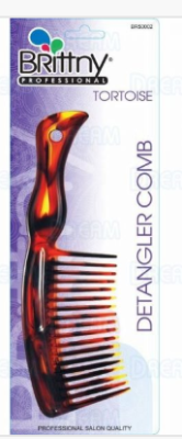 Brittny detangle comb, elisebeautysupply.com