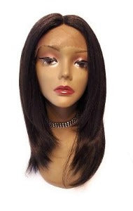 Synthetic Lace front wig 1B