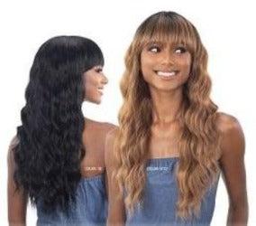 Freetress equal Synthetic Lite wig 005, 1B
