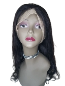 Full Lace Wig Human Hair Body Wave - Elise Beauty Supply