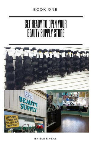eBook, Business, Beauty Industry, elisebeautysupply, ebooks