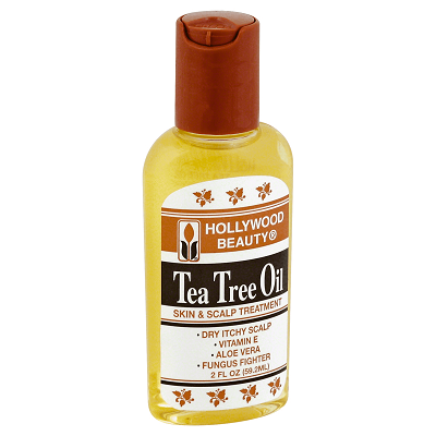 Hollywood Tea Tree Oil 2 oz. https://elisebeautysupply.com  Elise Beauty Supply