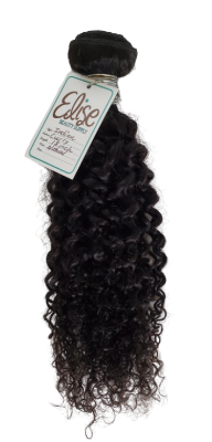100% virgin hair Indian Curly human hair weave