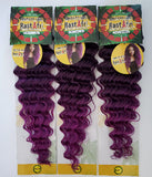 RastAfri Jamaican Curl Crochet Braids - Elise Beauty Supply