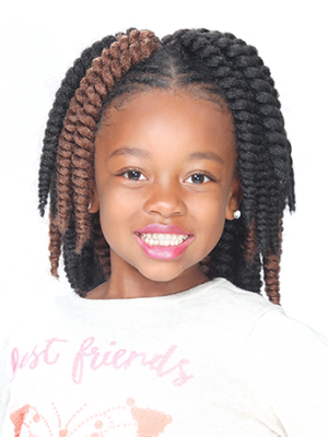 "Zury Kids Crochet Braids Havana Twist 9"" - Elise Beauty Supply"