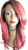 Synthetic Lace Front Wig Kersti