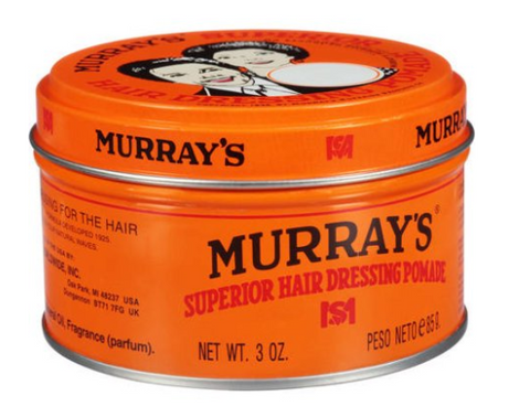 Murray's Hair Dressing Pomade 3oz. - Elise Beauty Supply