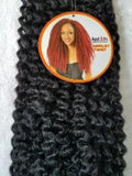 RastAfri Narley Twist Crochet Braids - Elise Beauty Supply