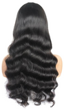 Human Hair 360 Lace Wig Peruvian - Elise Beauty Supply