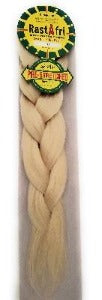 Rastafri Freed'm Silky Pre-stretched braid #613 - Elise Beauty Supply
