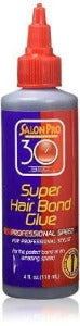 Salon Pro 30 Sec, Super Hair Bond Glue, elisebeautysupply.com